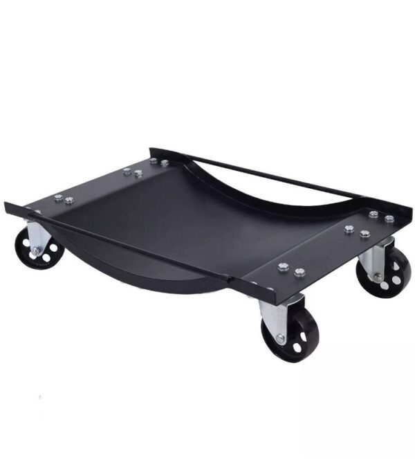 Four Vehicle Positioning Heavy Duty  Wheel Dollies 450kg Per Dolly
